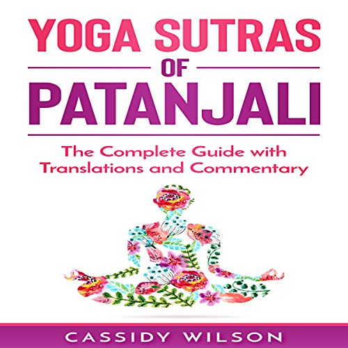 Yoga Sutras of Patanjali audiobook cover art