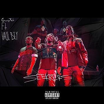 Seekrets (feat. Haji Bey)
