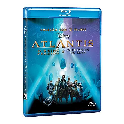 Atlantis - Coleção 2 FIlmes [Blu-Ray]