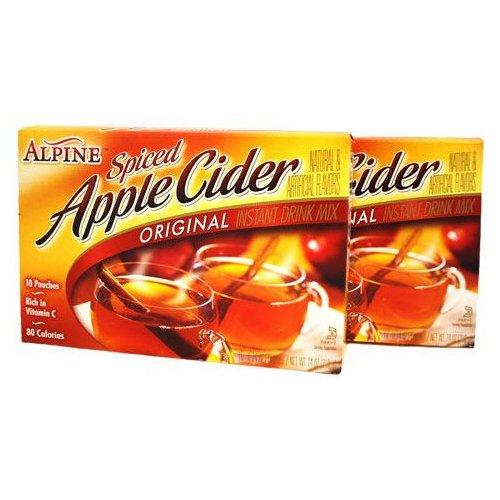 セール!600円引!アメリカの定番 秋冬-飲物!Apple Cider アップルサイダー10袋 X 2箱