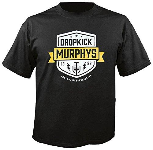 Dropkick Murphys - 1996 - Shield - T-Shirt Größe L