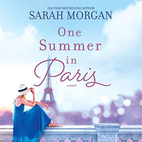 One Summer in Paris audiobook cover art
