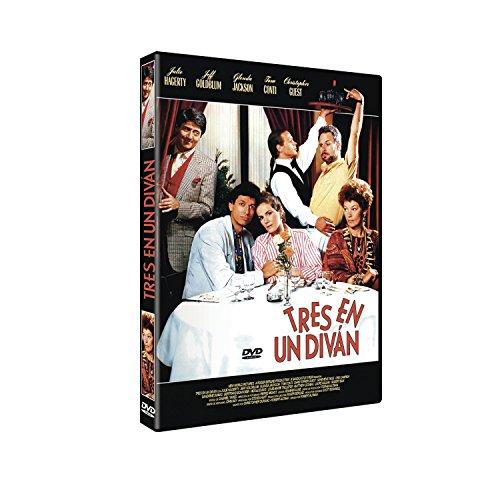 Tres en un diván [DVD]