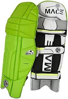 Mace Men's Prolite Color Cricket Batting Pad, Right Hand, Light Green