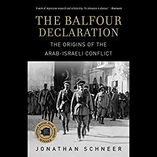 The Balfour Declaration cover art