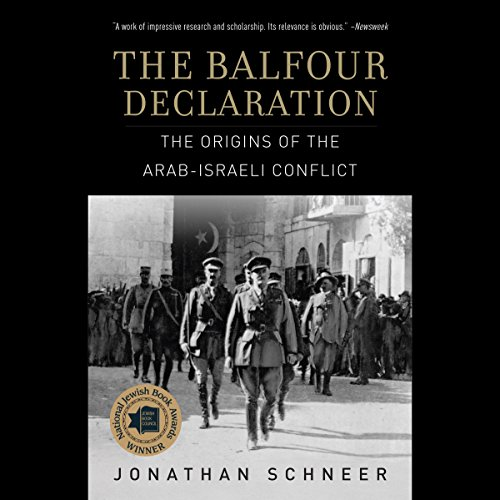 The Balfour Declaration audiobook cover art