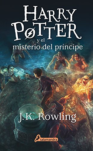 Harry Potter Y El Misterio Del Principe [Lingua spagnola]