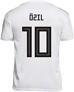 Mesut Özil#10 Men's Football Jersey - Short SleeveSport Jerseys T Shirt-Fans Shirts