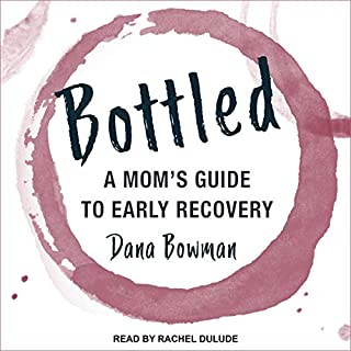 Bottled audiobook cover art