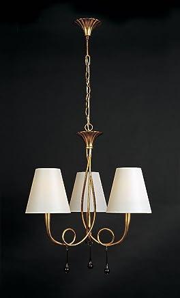 Amazon.es: mantra lamparas - IGAN ILUMINACION S.L.: Iluminación