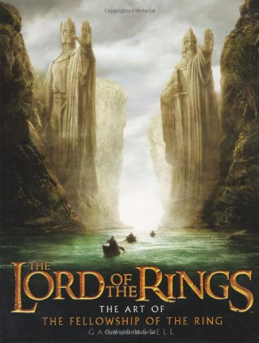 The Art of the Fellowship of the Ring (Lord of the Rings)の詳細を見る