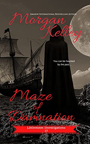 Maze of Damnation (Littlemoon Investigations Book 17) (English Edition)