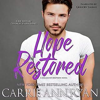 Hope Restored audiobook cover art