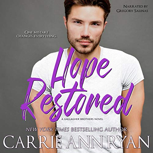Hope Restored audiobook cover art