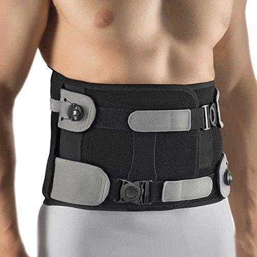 Bort Stabilo® Rückenorthese lumbal Lendenwirbel Rücken Bandage Lumbalbandage, Gr. 5