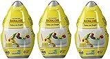 EZ-Sweetz (3 Pack |1.05oz - Liquid Sweetener 400 Servings/Bottle)