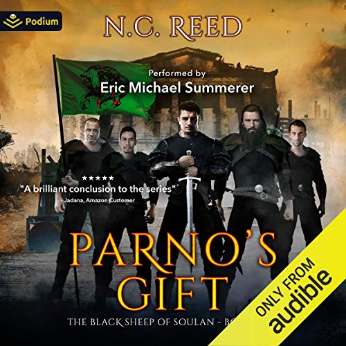 Parno's Gift Audiobook By N.C. Reed cover art