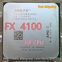 FX 4100 AM3+ 3.6GHz 8MB CPU processor FX serial shipping free scrattered pieces FX-4100 FX4100 (FX serial cpu)