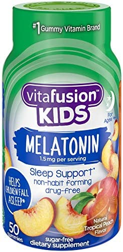 Vitafusion Kids Melatonin Gummy Vitamins 50 count product image