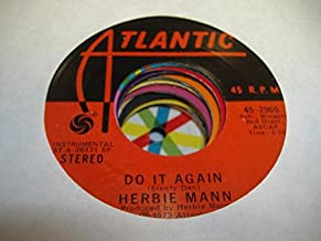 HERBIE MANN 45 RPM Do It Again / Turtle Bay