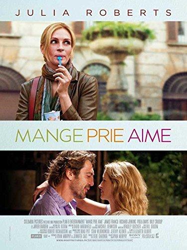 Mange, Prie, Aime - Julia Roberts - 116X158Cm Affiche Cinema Originale