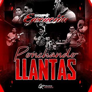 Ponchando Llantas (En Vivo)