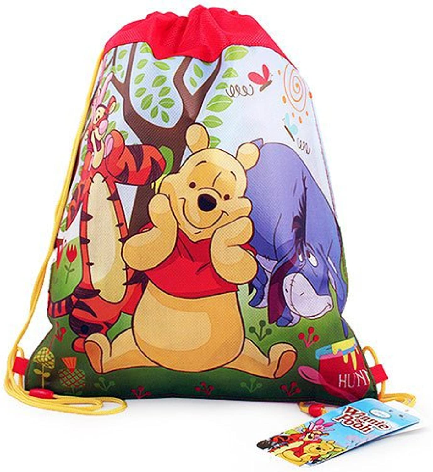 Winnie the Pooh NonWoven Sling Bag [2Pack]