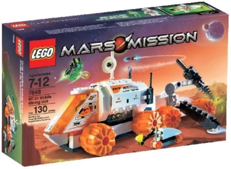 LEGO MT-21 Mobile Mining Unit B000Y8BF1Q  Elegante und robuste Verpackung   | Mode-Muster