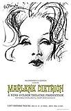 Marlene Dietrich – Marlene Dietrich Poster Drucken (27,94