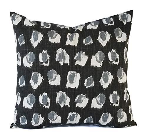 73Elley Fundas de almohada gris oscuro gris funda de almohada personalizada funda de almohada carbón almohada decorativa funda almohada almohada almohada almohada almohada almohada almohada almohada almohada decorativa Euro Lumbar