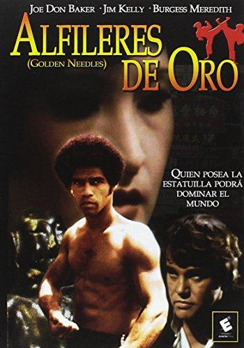 Alfileres De Oro [DVD]
