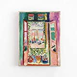Henri Matisse Poster - Galeriequalität - Das offene