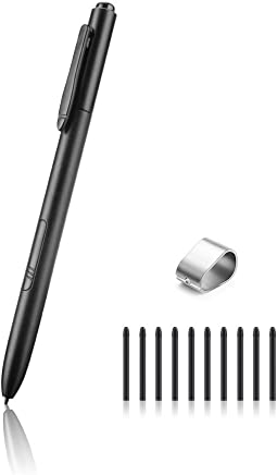Parblo Coast10 Battery-Free Digital Drawing Pen with 10 Replacement Nibs and one Removal Tool