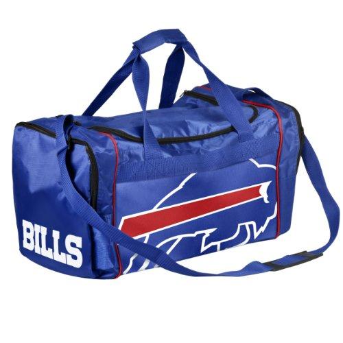 FOCO NFL Unisex Core Duffle Bag, Unisex, Teamfarbe, Einheitsgröße