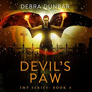 Devil's Paw     Imp, Book 4              Written by:                                                                                                                                 Debra Dunbar                               Narrated by:                                                                                                                                 Angela Rysk                      Length: 11 hrs and 2 mins     Not rated yet     Overall 0.0