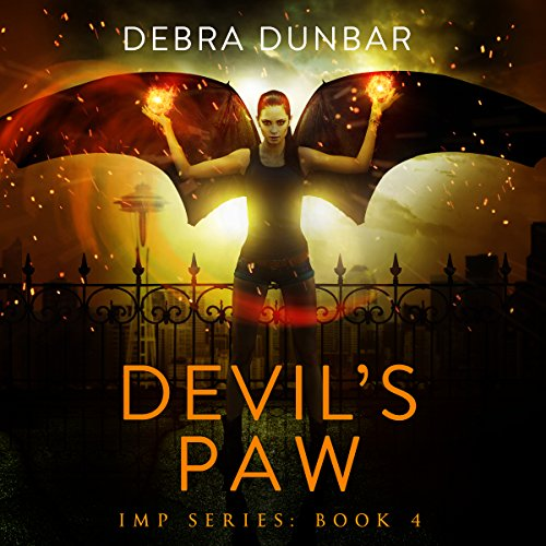 Devil's Paw audiobook cover art