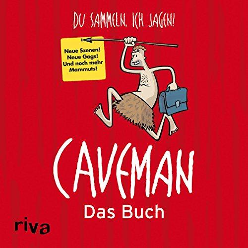 Caveman - Das Buch Titelbild