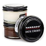 Tarrago Shoe Cream 3-Pack | (1) Black, (1) Brown, (1)Neutral