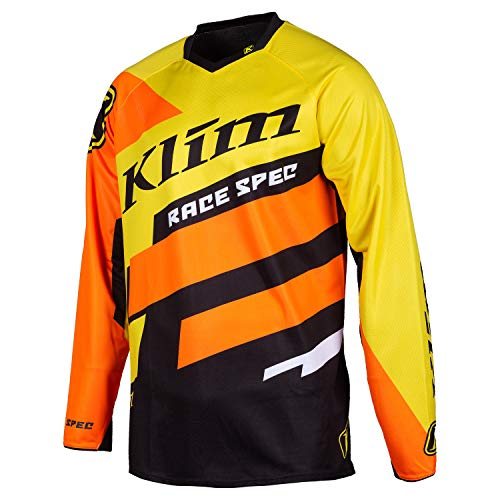KLIM Race Spec Jersey XL Klim Yellow