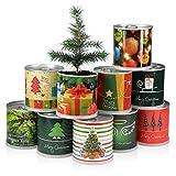 Weihnachtsbaum in der Dose – Merry Christmas Grün - 3