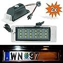 DoLED 189 J08 LED Kennzeichenbeleuchtung