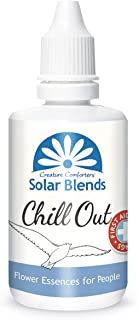 Anti-Stress Remedy - Chill Out Flower Essence Blend - to Help Calm Stress, Tension & Anxiety. 50ml