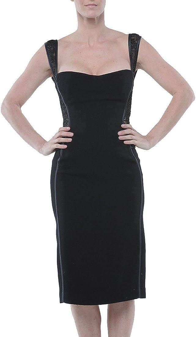 ROBERTO CAVALLI - Corset Dress Black