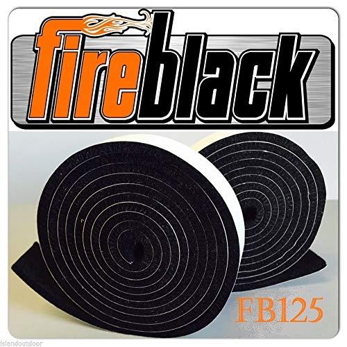 FireBlack High Temp Gasket Primo Grill Oval 200 junior 300 Lg 400 XL Self stickGY#583-4 6-DFG273349