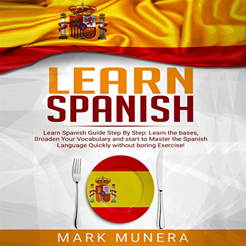 Learn Spanish cover art