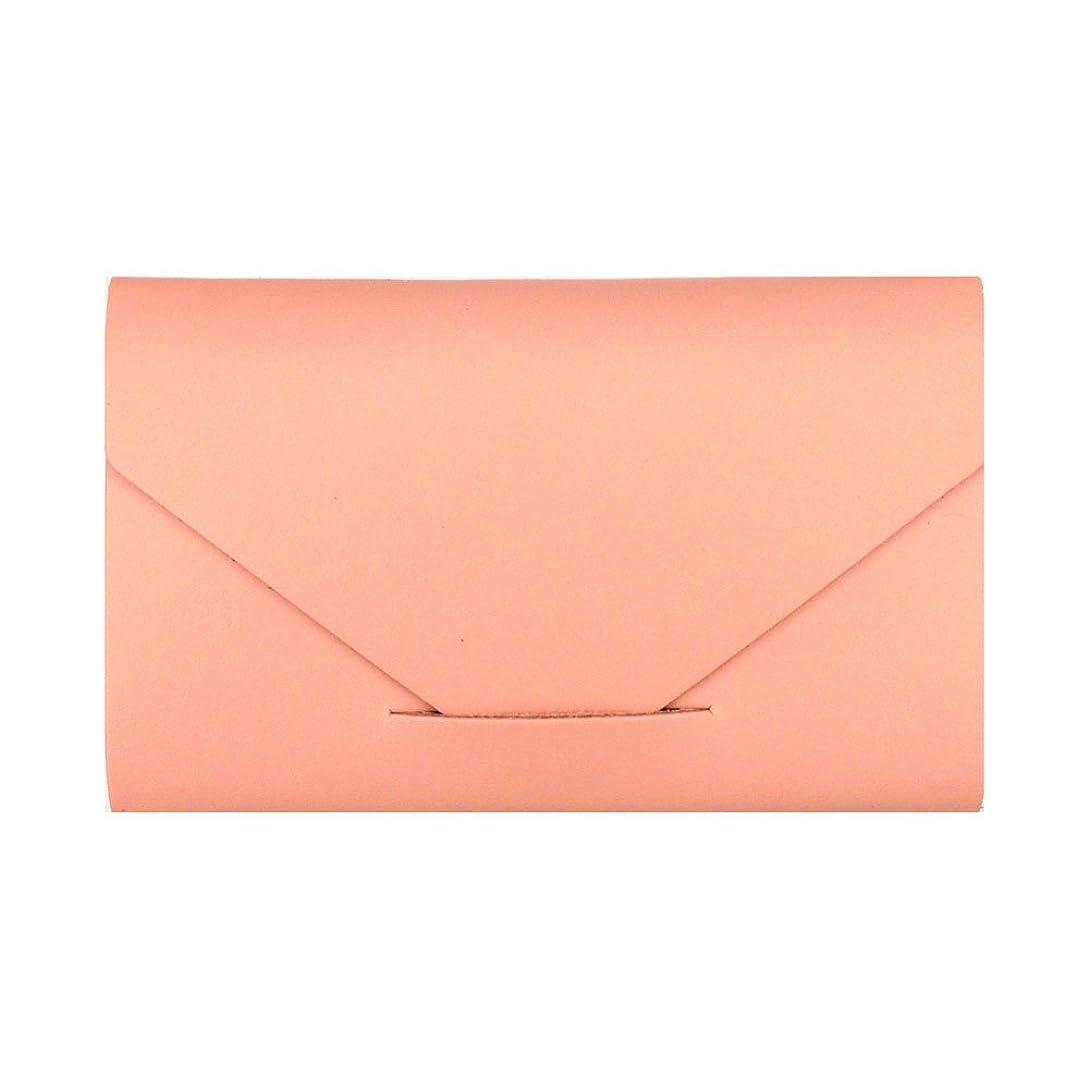 定期的に宿る本を読むMODERN AGE TOKYO 2 カードケース(サシェ3種入) ピンク PINK CARD CASE モダンエイジトウキョウツー