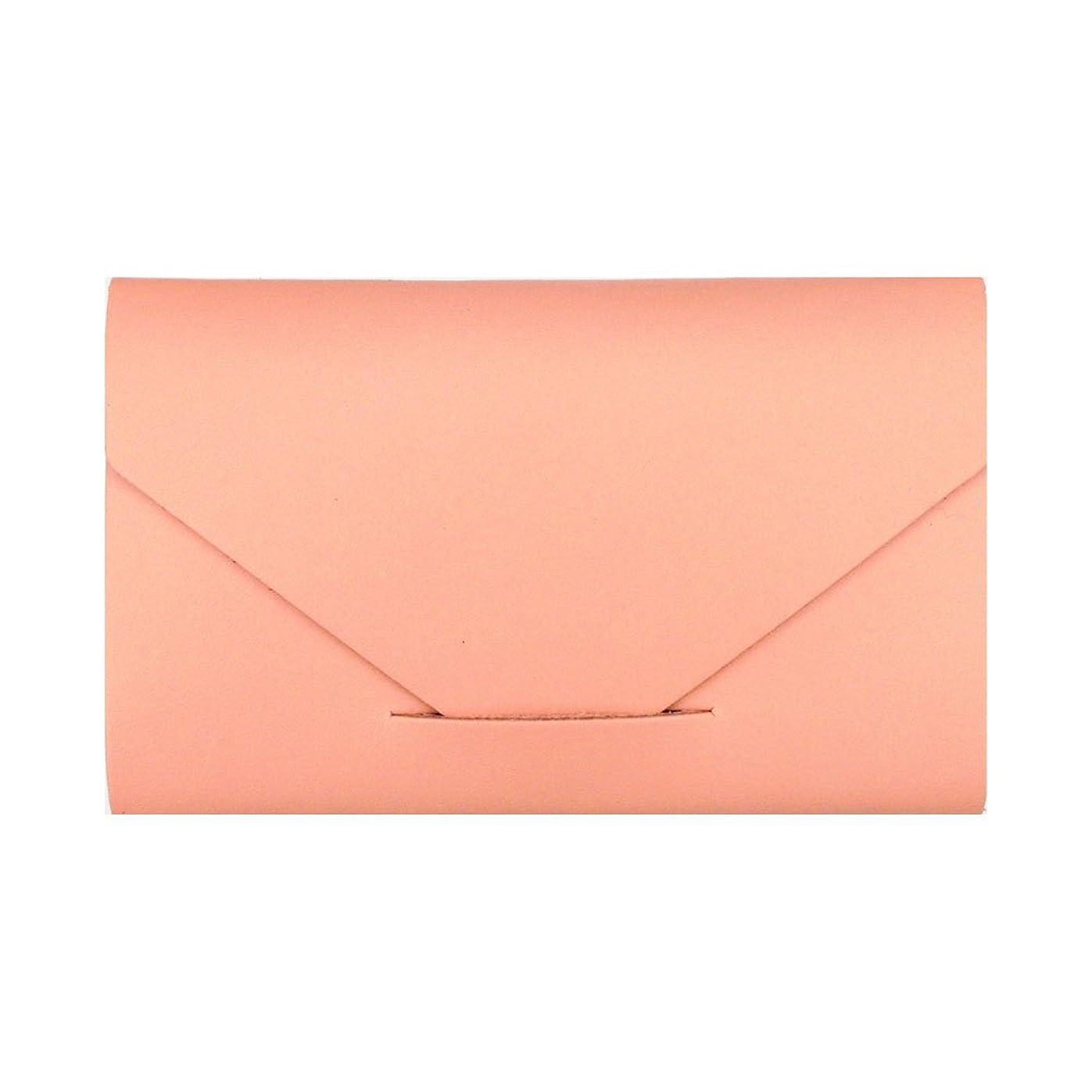 花輪まばたき一時停止MODERN AGE TOKYO 2 カードケース(サシェ3種入) ピンク PINK CARD CASE モダンエイジトウキョウツー
