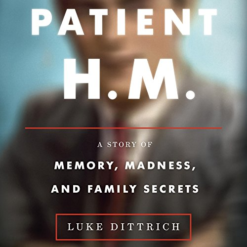 Patient H.M. audiobook cover art