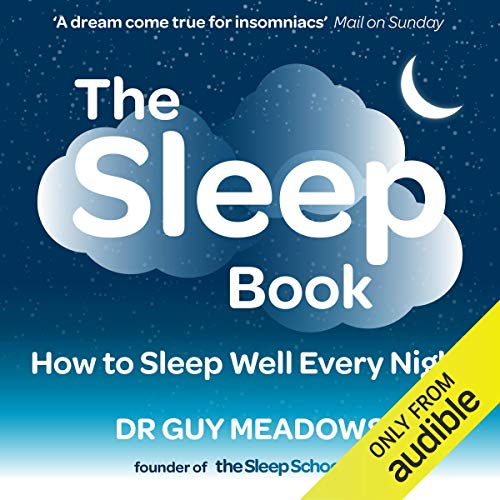 The Sleep Book audiobook cover art