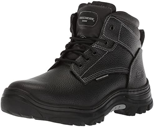 Mens tall leather boots